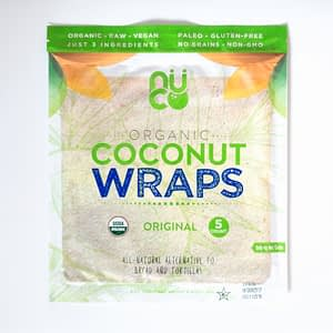 KETO COCONUT WRAPS - ORIGINAL